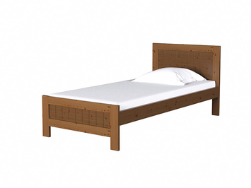 Односпальная кровать Vesna Line 3