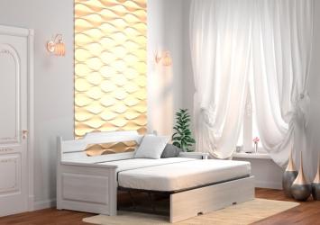 Кровать тахта-трансформер Неаполь