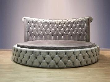 Круглая кровать Eva SoftWall