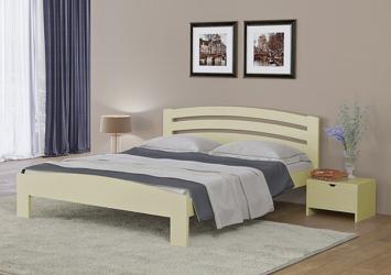 Кровать Веста 2 R Райтон сосна